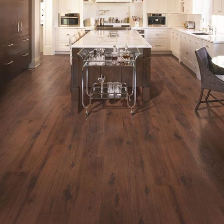 Homestead Wood Laminate Flooring