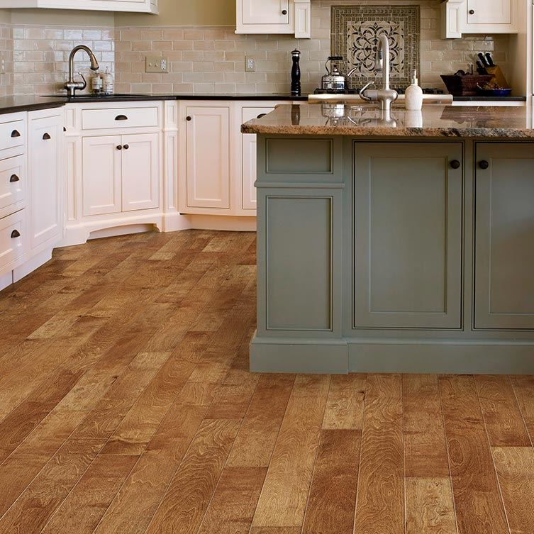 Lakeside Manor Saddle Hardwood