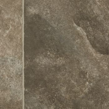Cobblestone Sheet Vinyl Flooring Metropolis Path Color