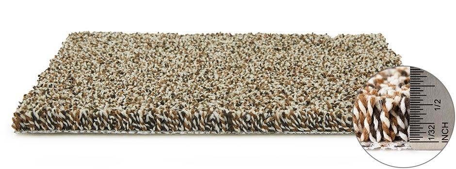 Linwood Carpetside View Showing Texture And Thickness