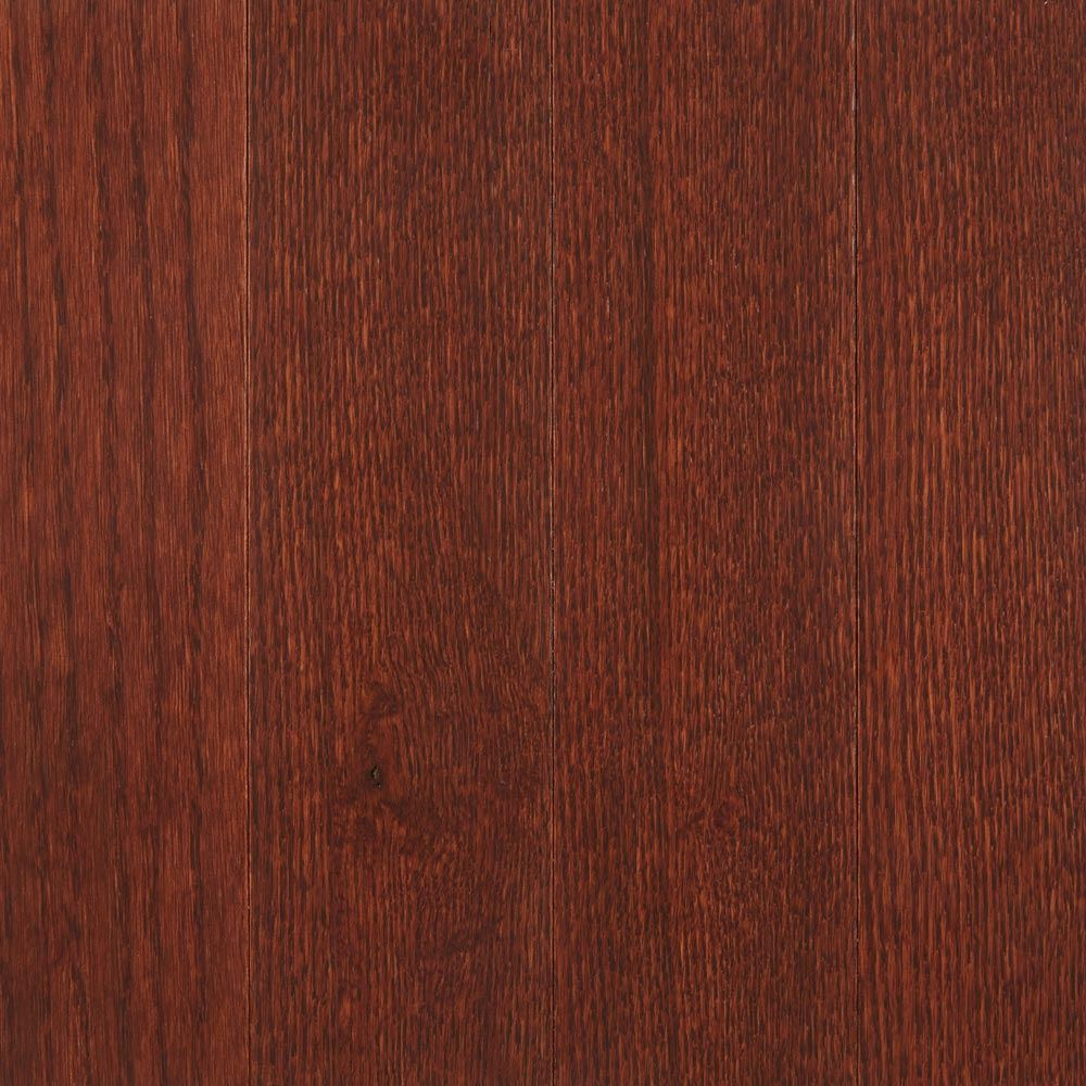 Manchester Berry Stained Hardwood