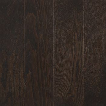 Manchester Solid Hardwood Flooring Blackened Brown Color