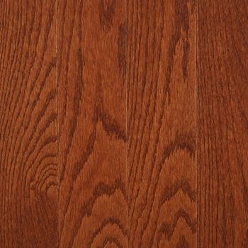 Newport Solid Hardwood Flooring Gunstock Color