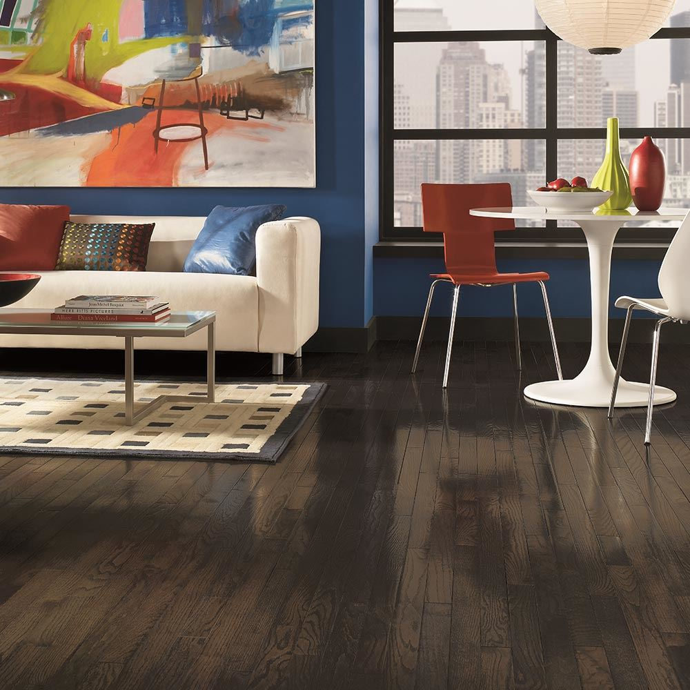 Manchester Oceanside Gray Hardwood