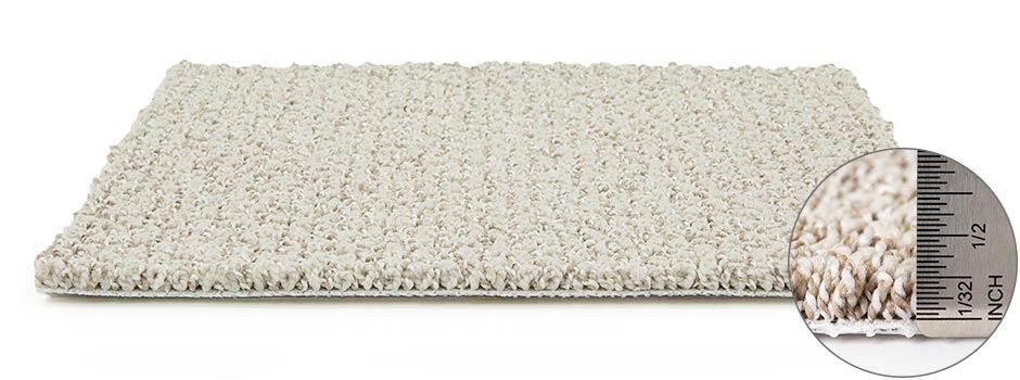 Calverton Carpetside View Showing Texture And Thickness