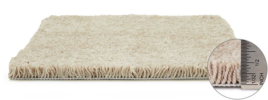 Beldon Carpetside View Showing Texture And Thickness