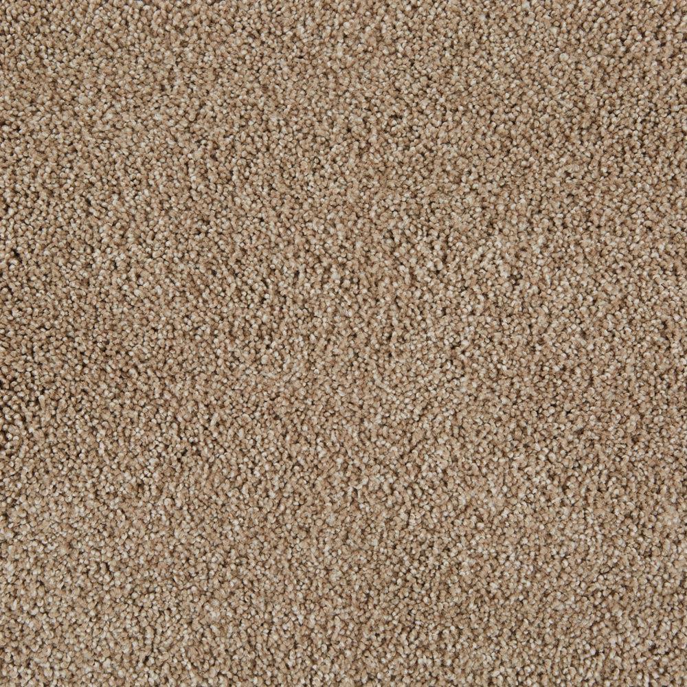 Cloud Nine Plush Carpet Gold Hearted Color