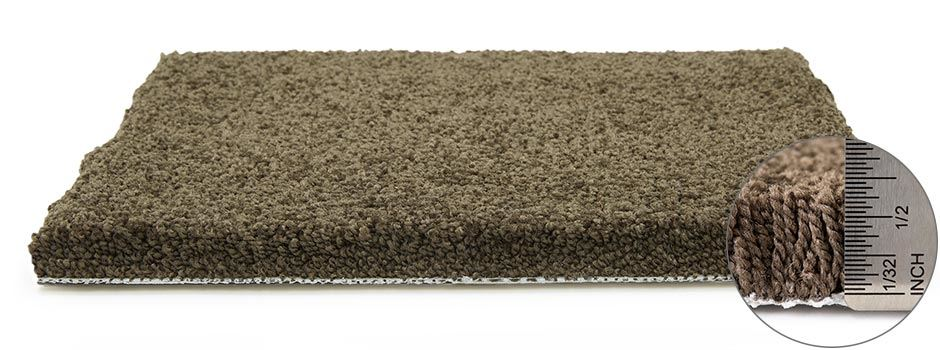 Cloud Nine Carpetside View Showing Texture And Thickness