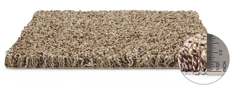 In The Know Carpetside View Showing Texture And Thickness