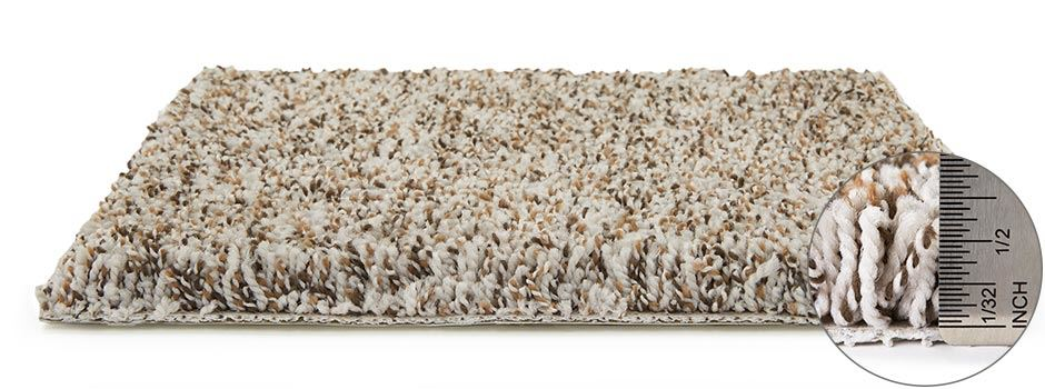 Glenora Carpetside View Showing Texture And Thickness