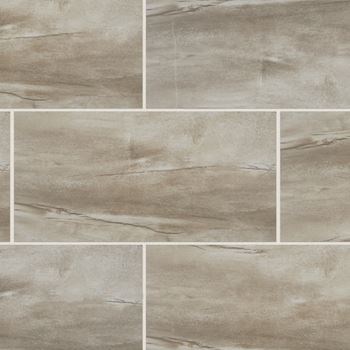 Stone Haven Porcelain Tile Flooring Ash Color