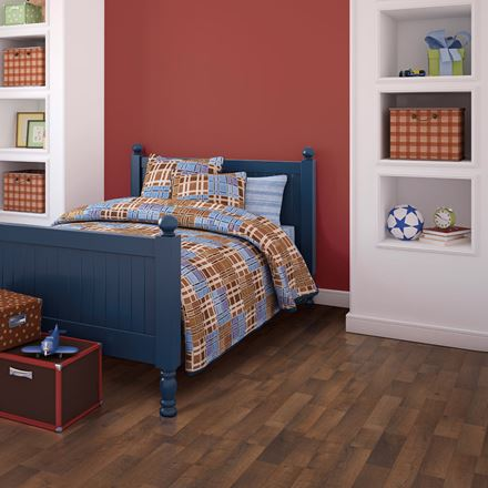 Main Gate Wood Laminate Flooring