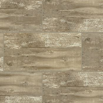 Canal Pier Luxury Vinyl Tile Flooring Blanched Mist Color
