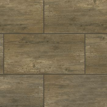Canal Pier Luxury Vinyl Tile Flooring Farmhouse Linen Color
