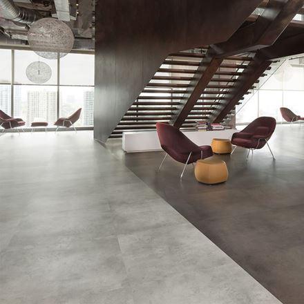 Hot And Heavy Bolder Commercial Vinyl Tile Flooring