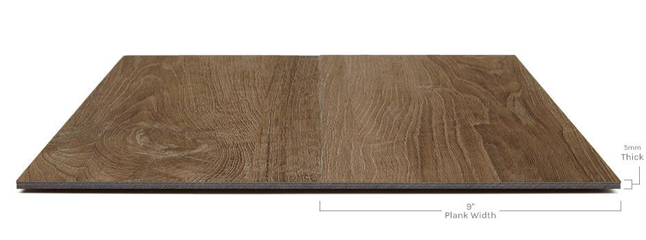 Hot And Heavy Secoya Vinylside View Showing Texture And Thickness