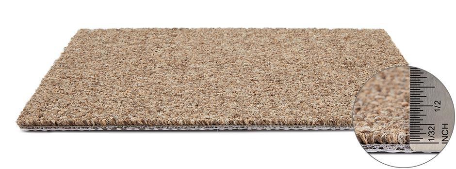 Tenbrooke II Carpetside View Showing Texture And Thickness