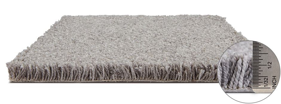 Impress Carpetside View Showing Texture And Thickness