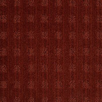 Marquis Pattern Carpet Chili Pepper Color