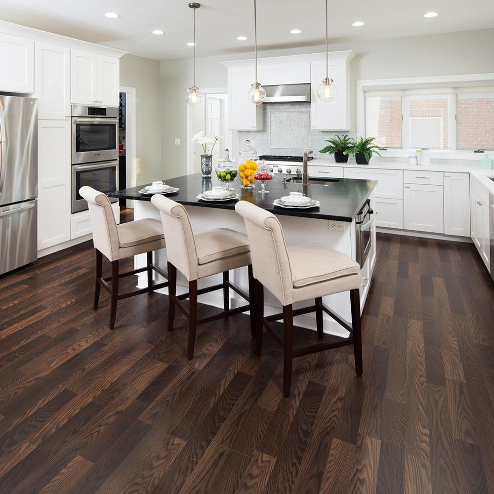 Forestview series chocolate empire today for Laminate flooring phoenix