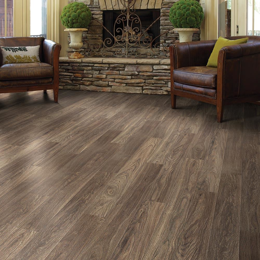 Voyager Wood Laminate Flooring