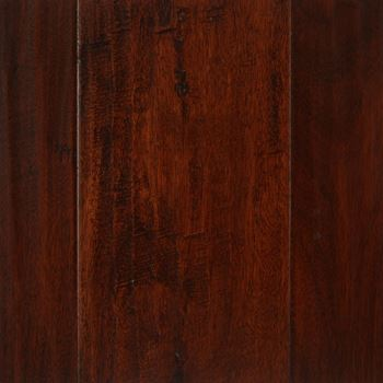 Country Bungalow Engineered Hardwood Flooring Bridle Color
