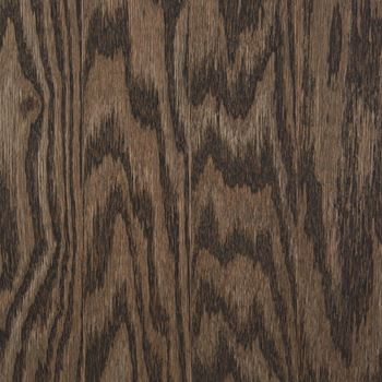 Manchester Solid Hardwood Flooring Oceanside Gray Color