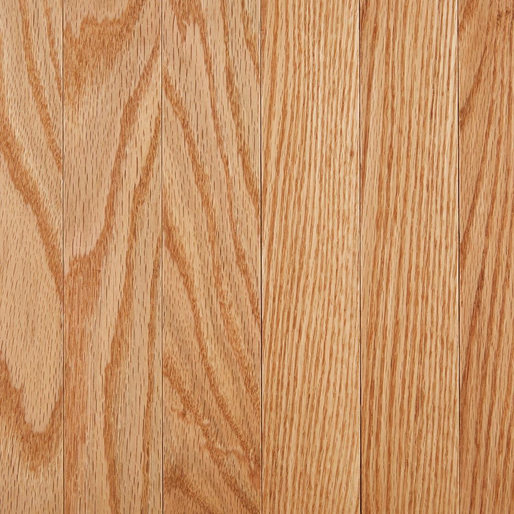 Providence Oak - Natural Hardwood