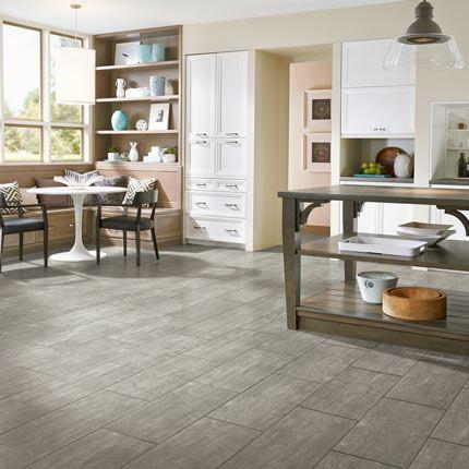 Meridian Vinyl Tile Flooring