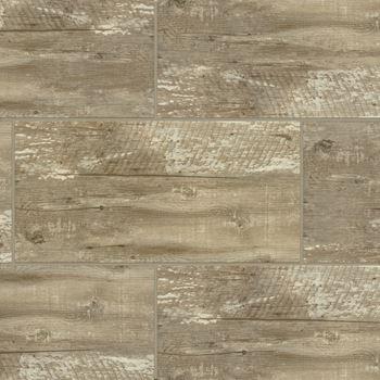 Canal Pier Vinyl Tile Flooring Blanched Mist Color