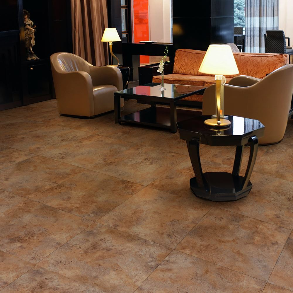Commonwealth Tile Terracotta Vinyl