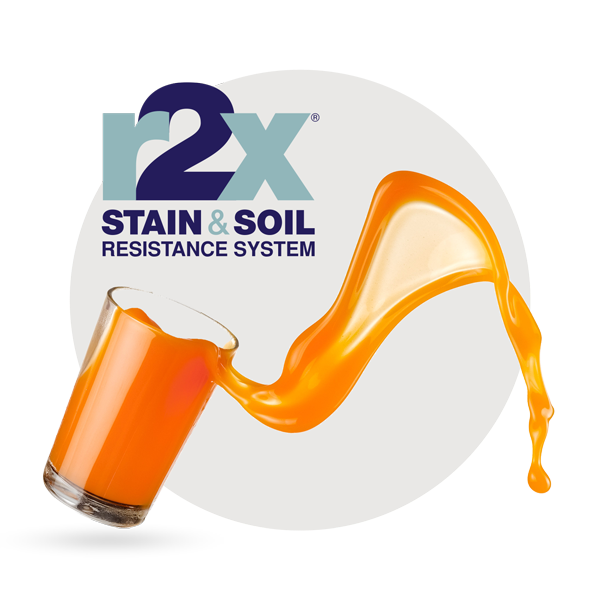 R2X® Stain & Soil Repellant