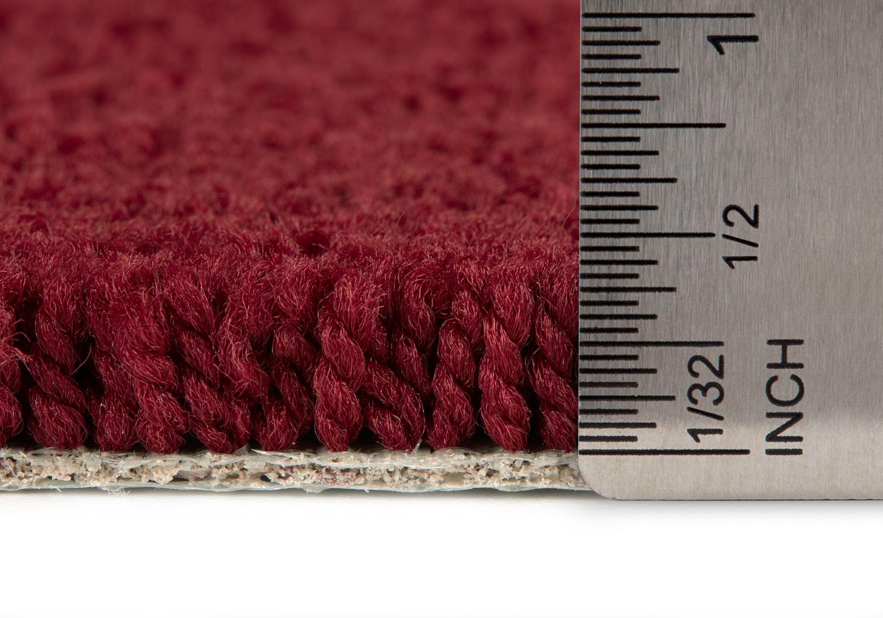 Lustrous Plush Carpet