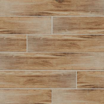 Riverbank 6X36 Porcelain And Ceramic Tile Flooring Natural Driftwood Color