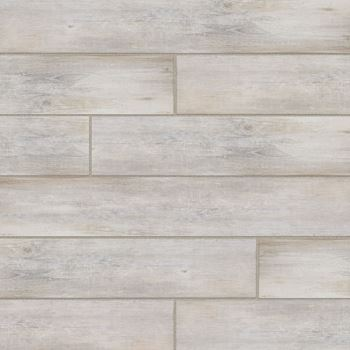 Riverbank 6X36 Porcelain And Ceramic Tile Flooring Chesapeake Grey Color