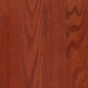 Logan Square Solid Hardwood Flooring Mocha Color